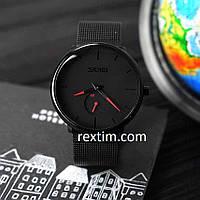 3 цвета! Skmei 9185 Design , крутая новинка , мужские стильные часы !