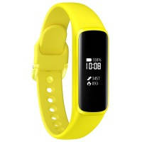Фитнес устройства SAMSUNG Galaxy Fit E Yellow (SM-R375NZYASEK)
