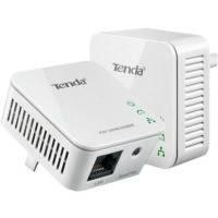 Сетев.акт TENDA P200 Ethernet to Powerline, 200Mbit (P200-KIT)