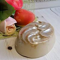 Крем-мыло с овсяными хлопьями и мёдом