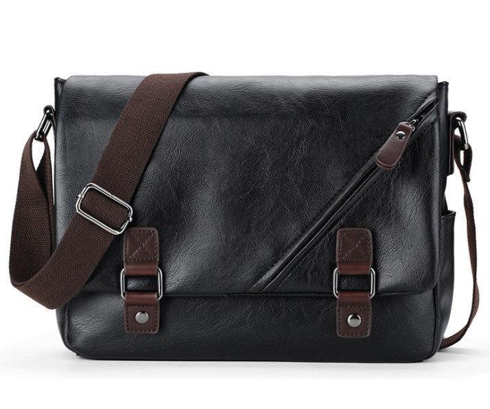 Винтажная  сумка мужская