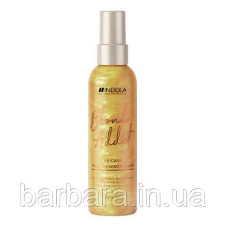 IСпрейдля придания золотого блескаndola Blond Addict Gold Shimmer Spray 150 мл