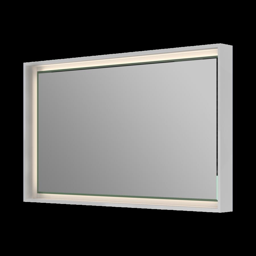 Зеркало для ванной комнаты BOTTICELLI Torino TrM-100-white