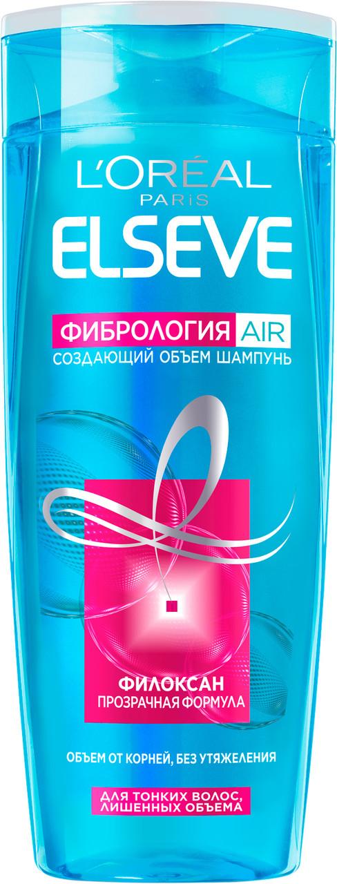 "Шампунь Loreal Elseve ""Фибрология Air"" (250мл.)"