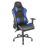 Игр. кресло TRUST GXT 707R Resto Gaming chair синий