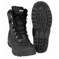 Тёплые зимние ботинки с неопреновым вкладышем MilTec Thinsulate TERMOSTIEFEL 12878100