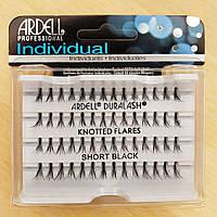 ARDELL Individuals Пучковые ресницы для наращивания Short - 10мм
