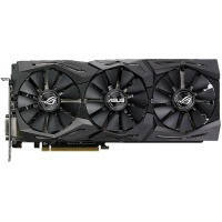 Видеокарта ASUS 8Gb DDR5 256Bit ROG-STRIX-RX580-T8G-GAMING PCI-E