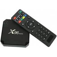 Смарт ТВ приставка медиаплеер X96 mini