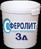 Жидкая теплоизоляция «Сферолит», 3л