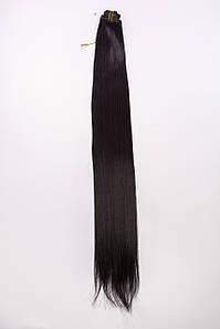 №5.Набор из 8 прядей,цвет черный