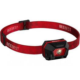 Налобный фонарь Xiaomi Bee Best Ultra Light FH100 Red