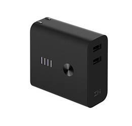 Универсальная батарея Xiaomi ZMi APB01 Powerbank 6500 mAh Black