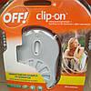 OFF Clip-on сменный картридж+прибор на батарейках с фен системой