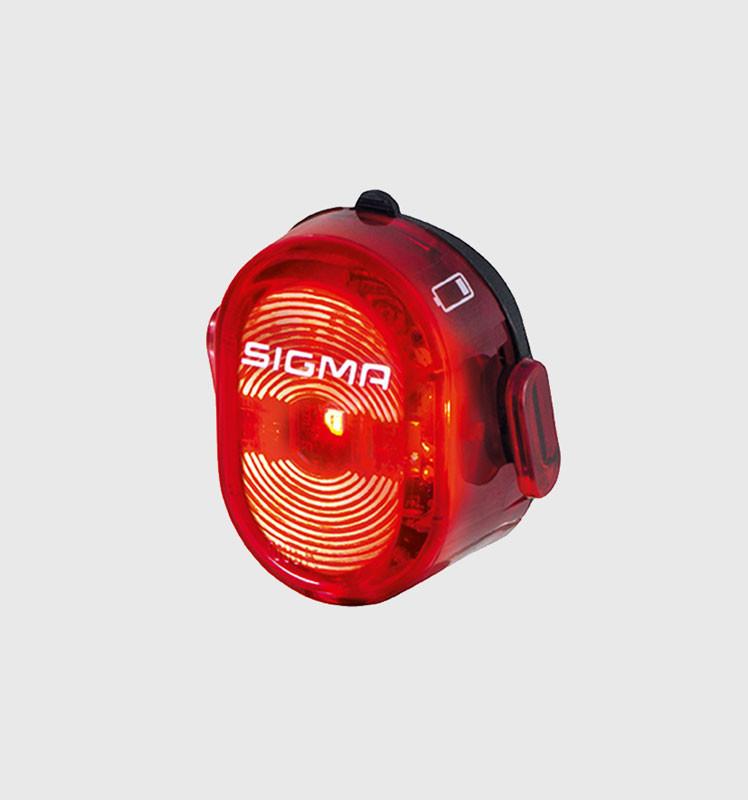 Велофонарь Sigma Nugget II Flash