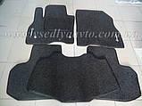 Ворсовые коврики в салон Nissan Leaf (Серые), фото 10