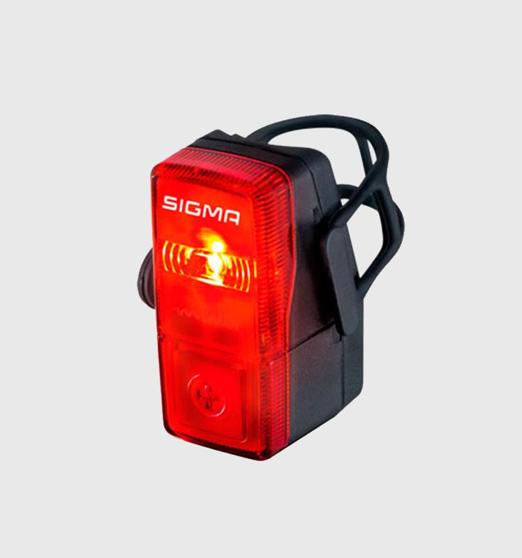 Велофонарь Sigma Cubic Flash