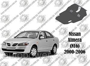 Защита NISSAN ALMERA (N16) 2000-2006