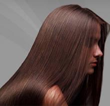 Кератины для слов'янського типу волосся