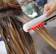 Холодне відновлення волосся