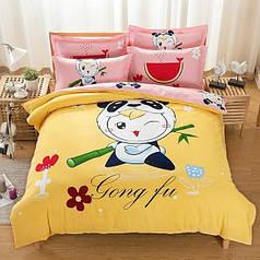Детские и подростковые комплекты постельного белья