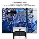 Беспроводной IP Wi Fi видео дверной звонок SDETER. Видеодомофон. Ночное видение. Охранная сигнализация. Onecam, фото 5