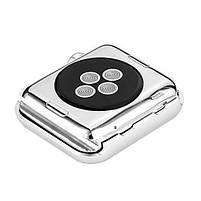 Защитный бампер для смарт часов Apple Watch 42 мм. Silver, фото 6