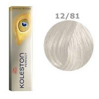 Краска для волос Wella Koleston Perfect № 12/81 (жемчужно-пепельный) - spesial blonde