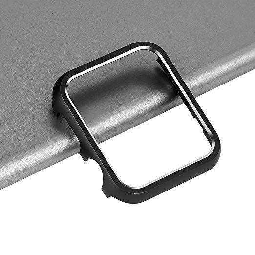 Защитный бампер для смарт часов Apple Watch 38 мм. Black