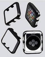Защитный бампер для смарт часов Apple Watch 38 мм. Black, фото 7