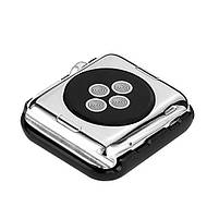 Защитный бампер для смарт часов Apple Watch 38 мм. Black, фото 6
