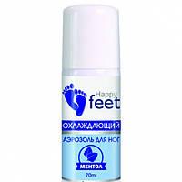 Аерозоль для ніг охолоджуючий ТМ Хеппі Фіт / Happy Feet м'ята 70 мл