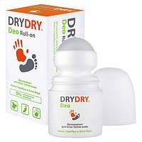 Дезодорант для тела Dry-Dry Deo 50 мл