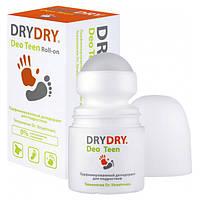 Парфюмированный Дезодорант для подростков Dry-Dry Deo Teen 50 мл