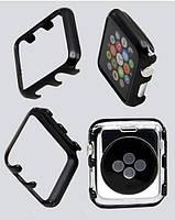 Защитный бампер для смарт часов Apple Watch 40 мм. Black, фото 7