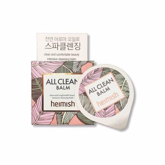 Heimish All Clean Balm Blister Бальзам для снятия макияжа, 5 мл