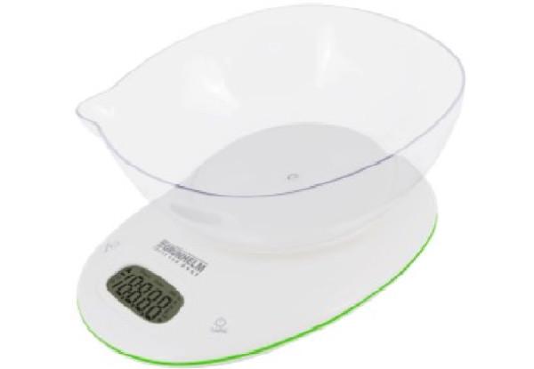 Весы кухонные электронные GRUNHELM KES-1PG  ( с магазина)