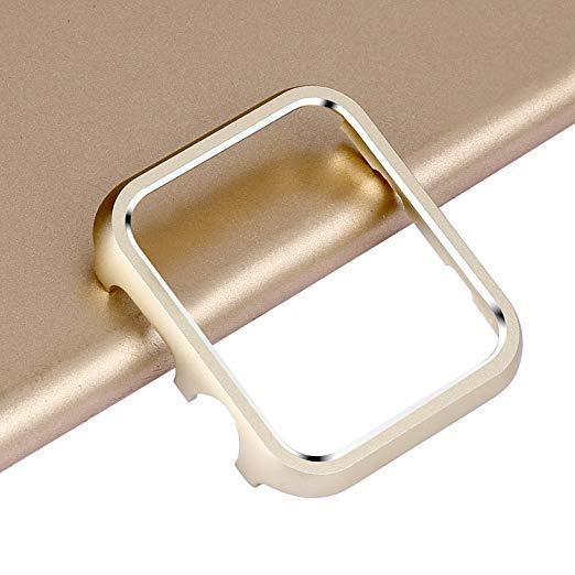 Защитный бампер для смарт часов Apple Watch 44 мм. Gold