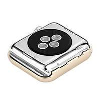 Защитный бампер для смарт часов Apple Watch 44 мм. Gold, фото 6