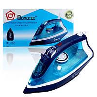 Утюг паровой керамическая подошва Domotec MS 2228 2200Вт 150826