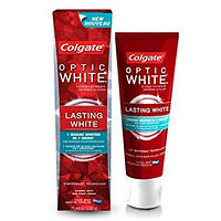 Зубная паста отбеливающая Colgate Optic White lasting white 75мл