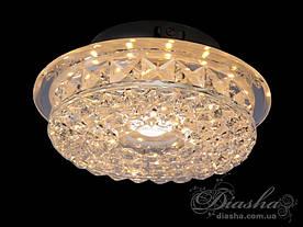 Хрустальный светодиодный точечный светильник&18011WT A