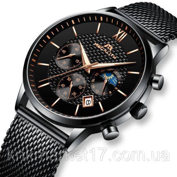 MegaLith Мужские часы MegaLith Amsterdam