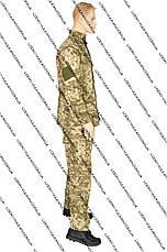 Украинский военный, летний костюм: Нацгвардия рубаха 100% хлопок , фото 2