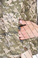 Украинский военный, летний костюм: Нацгвардия рубаха 100% хлопок , фото 3