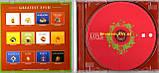 Музичний сд диск GREATEST EVER LOVE Definitive collection CD 3 (2010) (audio cd), фото 2