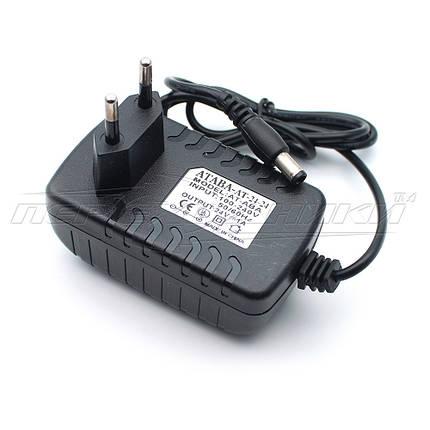 Импульсный блок питания 24V 1.5A (36Вт), штекер 5.5х2.5 мм, 1.2 м (хорошее качество), фото 2