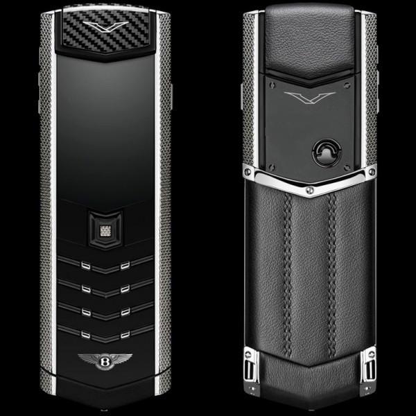 Vertex S9 signature bentley black