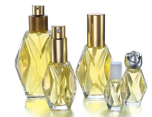 Стеклянные флаконы для наливной парфюмерии