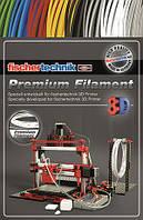 Нить для 3D принтера fisсhertechnik белый 50 грамм (полиэтиленовый пакет)  (FT-539126)